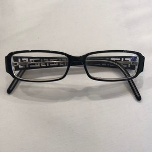 Authentic Fendi Glasses with case and cloth